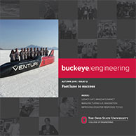 cover of Buckeye Engineering issue 12