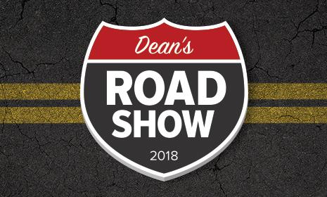 2018 Dean's Roadshow