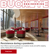 Screenshot of Buckeye Engineering issue 29
