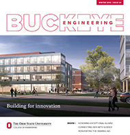 cover of Buckeye Engineering issue 24