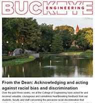 Screenshot of Buckeye Engineering issue 30