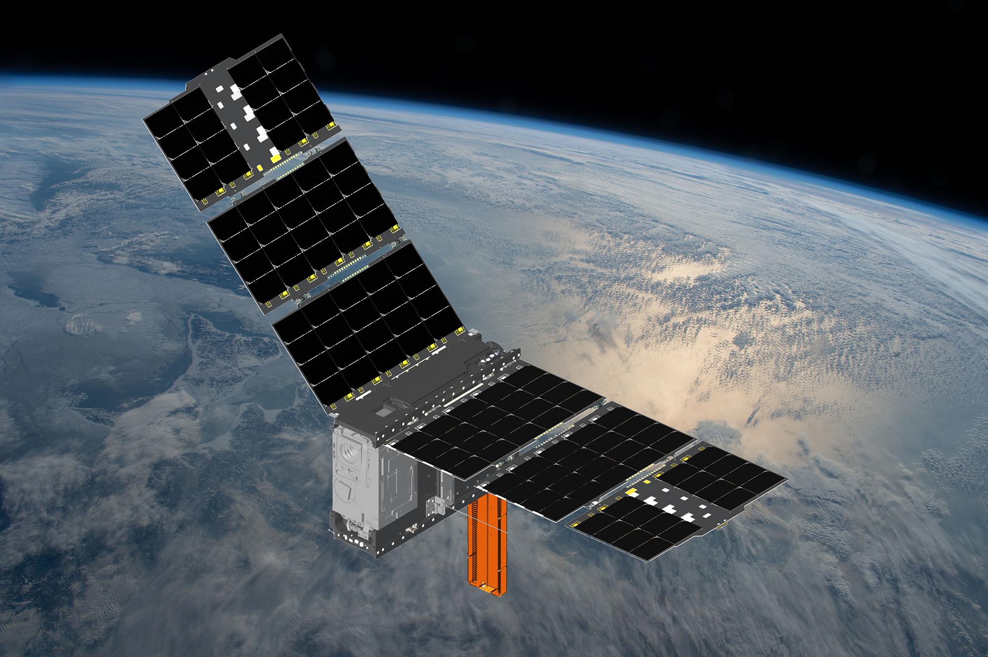 nasa satellite tracker - HD2000×1331