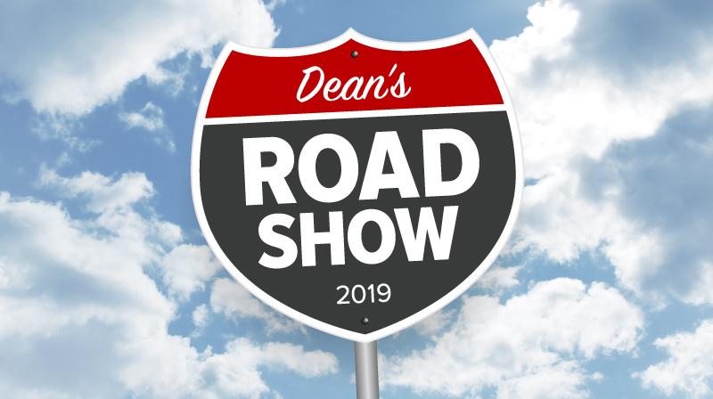 Dean's Roadshow