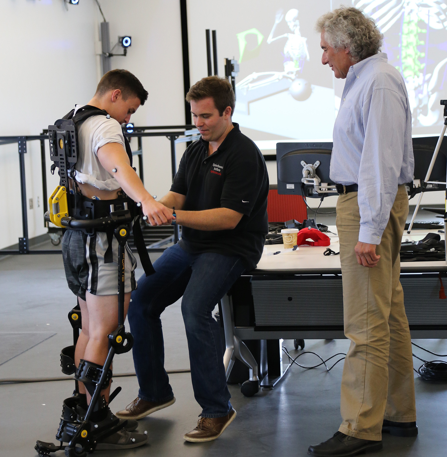 Spine Research Institute expands scope of NSF musculoskeletal innovation center